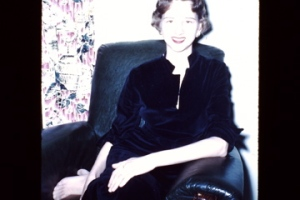 Martha Ann Dunn Thornton Wilcox, my mother